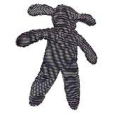Krabbelmatte Cartoon Tier Baumwolle Gestreift Kaninchen Waschbare Kinder Krabbeln Spielmatten Runde...