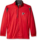 NFL Men's Atlanta Falcons Desert Dry Full Zip Jacket