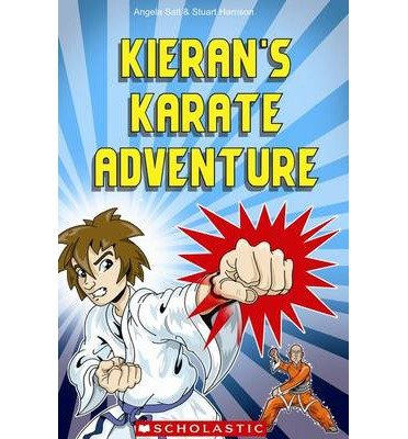 kieran-39-s-karate-adventure-author-angela-salt-published-on-april-2013