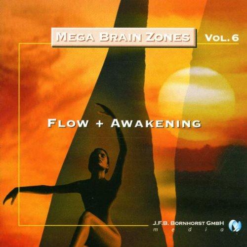 Mega Brain Zones, Audio-CDs, Vol.6, Flow + Awakening, 1 Audio-CD