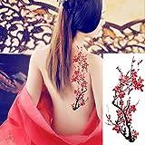 7pcs braccio tatuaggio finto tatuaggio fiore manica del braccio del tatuaggio a buon mercato a buon mercato sleevesshoulder