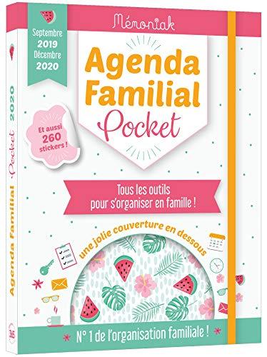 Agenda familial pocket Mémoniak par  (Poche - Jun 7, 2019)