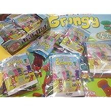 Grungy muñecos de la jungla Pack 5 unidades SOBRES SOPRESA