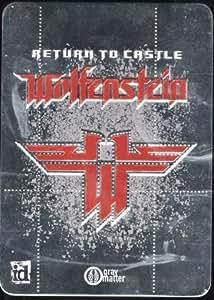 Return to castle Wolfenstein EDITION COLLECTOR (Boitier métal)