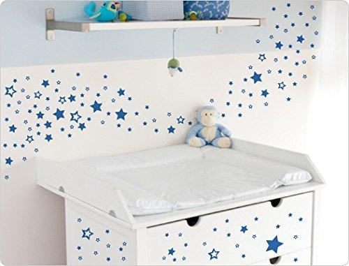 i-love-wandtattoo-adesivo-da-parete-10242-motivo-stelle-per-camera-dei-bambini-grigio-medio