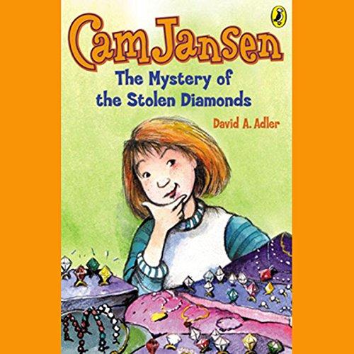 Mystery of the Stolen Diamonds: Cam Jansen, Book 1