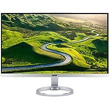 "Acer H7 H277HU 27"" Wide Quad HD IPS Plata pantalla para PC - Monitor (2560 x 1440 Pixeles, LED, Wide Quad HD, IPS, 2560 x 1440, 100000000:1)"