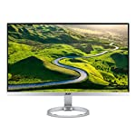 Acer H277HUsmipuz 27-Inch Wide Widescreen LCD Monitor (ZeroFrame IPS LED Montior with 4ms, HDMI2.0, DP, USB3.1 Type C, USB3.0 Hub(1Up2Down), DTS Sound & Audio Out. Acer EcoDisplay)
