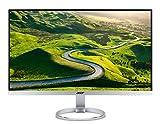 Acer H277HUsmipuz 69 cm (27 Zoll) Monitor (DVI, HDMI 2.0, USB 3.1 Type C, Displayport, WQHD 2.560 x...