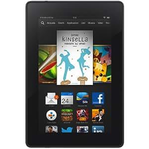 """Kindle Fire HD 7"""", schermo HD, Wi-Fi, 8 GB - Con offerte speciali (Generazione precedente - 3ª)"""