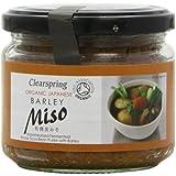 Clearspring Onozaki Organic Barley Miso 300 g (Pack of 2)