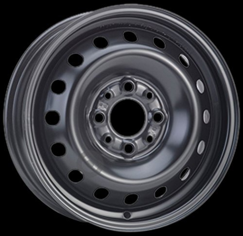CERCHI-IN-FERRO-ALCAR-AC2870-FIAT-Punto-450Bx13-4X98-58-ET35-Colore-Black-Nero