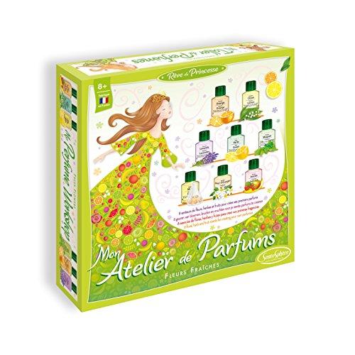 SentoSphere - Mi taller de perfumes flores frescas...
