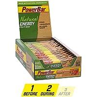 PowerBar NATURAL Energy Fruit&Nut Apple Strudel, 24er Pack (24 x 37,5 g)