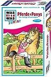 Kosmos 712563 - WAS IST WAS Junior Pferde und Ponys Mitbring-Spiel fur 2 -