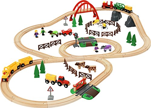 BRIO 33516 - Country Life Set