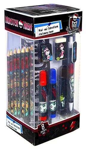 Undercover MHCP2250 - Mal- und Schreibturm Monster High, 25 (Bleistifte Monster High)