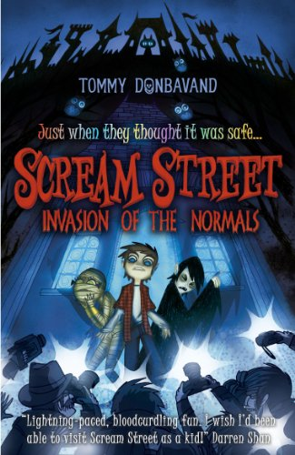 Scream Street 7: Invasion of the Normals