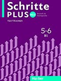 Schritte plus Neu 5+6: Deutsch als Zweitsprache / Testtrainer mit Audio-CD