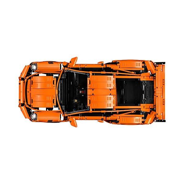 LEGO Technic Porsche Gt Rs Costruzioni Piccole Gioco Bambina Giocattolo, Colore Vari, 42056 5 spesavip