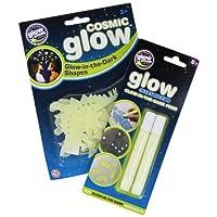 The Original Glowstars Company Cosmic Glow Dinosaurs and Glow Creations Glow-in-the-Dark Pens