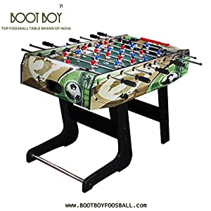 BOOT BOY FOOSBALL / SOCCER / FOOT BALL TABLE - BB 126 IN