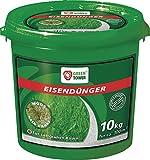 GREEN TOWER Eisendünger 10kg Eimer