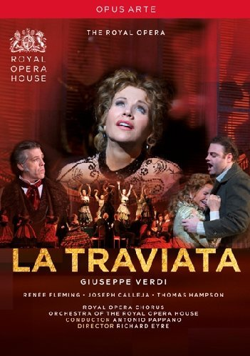 Vignette du document La  Traviata : opéra en 3 actes