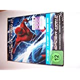 The Amazing Spider-Man 2: Rise of Electro 3D - Magnetic Neo-Pack (Blu-ray 3D + Blu-ray + Bonus-Disc + UV Copy