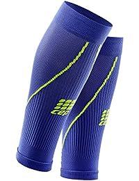 CEP Herren Progressive+ Calf Sleeves 2.0 WS550 purple blue/green 45-50cm