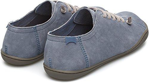 Camper 20848, Baskets mode femme Bleu