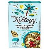 W.K Kellogg Sin Azúcar añadido Frutos secos Cereales - 300 g
