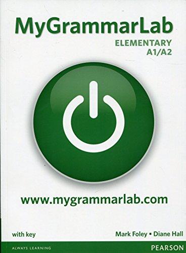 MyGrammarLab. A1-A2. With key-Piattaforma. Per le Scuole superiori. Con espansione online
