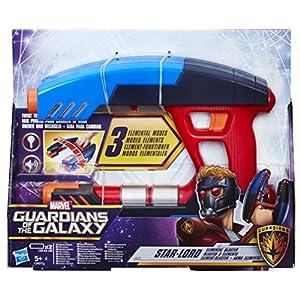Guardians of the Galaxy Marvel Star-Lord Elemental Blaster Figure
