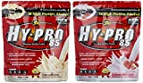 All stars Hy-Pro 85 Beutel 2er Mix Pack (2 x 500 g) Erdbeere/Banane, 1er Pack (1 x 1 kg)