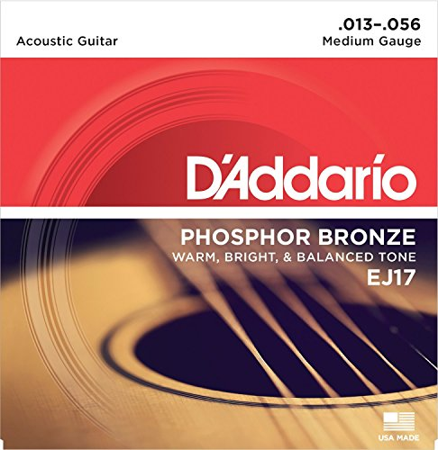 daddario-ej17-phosphor-bronze-medium-013-056-acoustic-guitar-strings