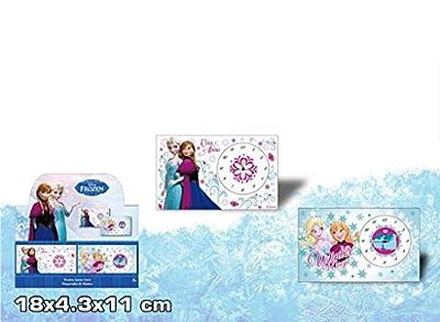 Frozen - Reloj Despertador (varios modelos) de Kids Euroswan