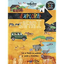 ¡Explora! Safari (Lonely Planet Junior)