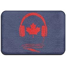 Red DJ Headset foglia d' acero zerbino