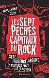 Telecharger Livres Les 7 peches capitaux du rock (PDF,EPUB,MOBI) gratuits en Francaise