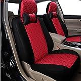 WANGLEISCC Car Believe Housse de siège de Golf pour Golf 4 5 6 7 Volkswagen Polo...