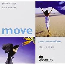 Move Pre-Intermediate Class Audio CDs