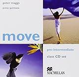 Move Pre-Intermediate: Class Audio CDs