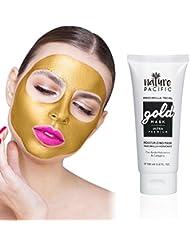 Masque Points Noirs, masque hydratant, Acide Hyaluronique et Collagène, vitamines, anti âge, anti vieillissement, masque or, du visage hydratant, 100ml