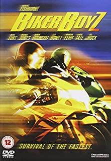 Biker Boyz [Region 2] by Laurence Fishburne