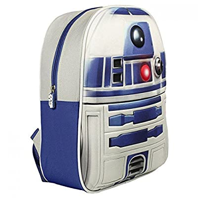 Star Wars R2D2 31 cm 3D Sac à dos Junior