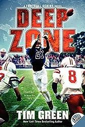 Deep Zone (Football Genius) by Tim Green (2012-08-21)