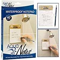 Aqua Notes Waterproof Libreta para Notas