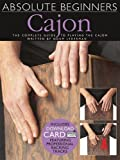 Absolute Beginners Cajon Book & Download Card