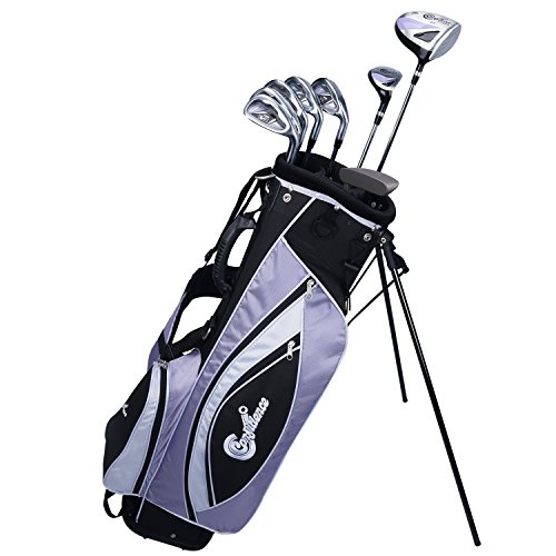 Confidence Power II Ladies Right Hand Golf Clubs Set + Bag
